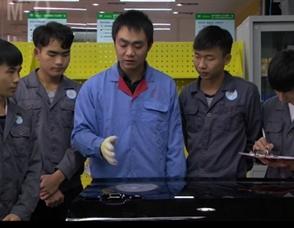 汽车钣金与涂装专业介绍